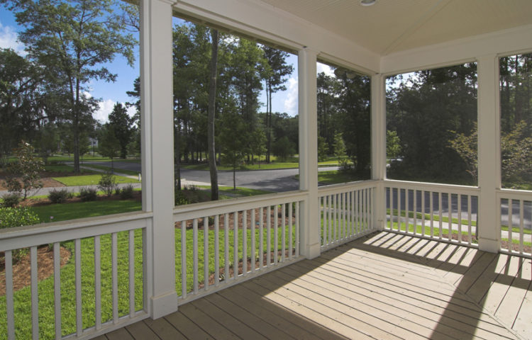 KJ Services Screen Porch