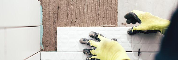 Tile-Installation